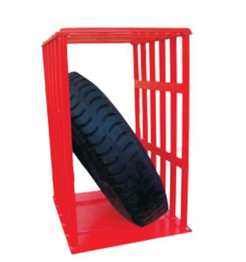 Truck Tire Inflation Cage TY600