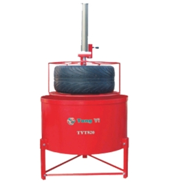 Air Operated Tire Test Tanks TYT820