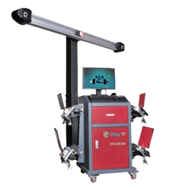 Fixed Version 3D Wheel Alignment TY-DT100