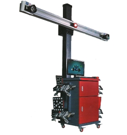 Fixed Version 3D Wheel Alignment  TY -DT210